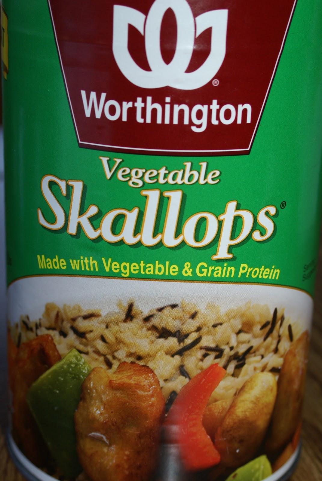 Worthington veggie scallops aimee eats weird food 026 forumfinder Image collections